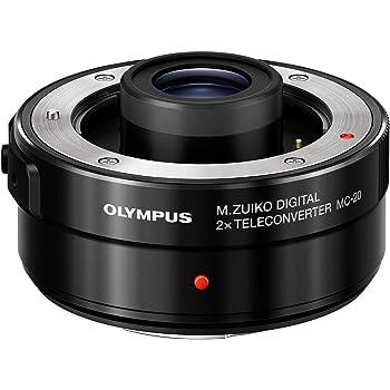 Olympus M.Zuiko Digital MC-20, 2X Teleconverter