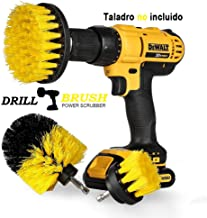 StillCool Drill Brush Cepillos para el Taladro, 3pcs Electric Drill Brush 2
