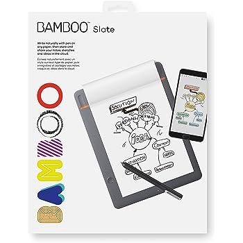 (Slate, S) - Wacom Bamboo Slate Smartpad, Small