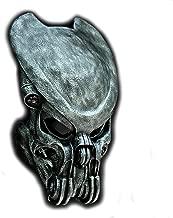 Predator Helmet Mask Halloween Costume Wall Home Decor Celtic, Size 1/1 Scale PD25
