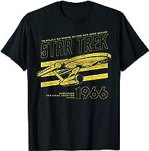 Star Trek U.S.S. Enterprise Exploring Since 1966 T-Shirt