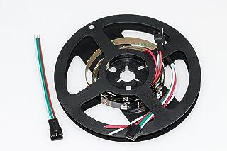 Lighting-Source Sk6812 Led Strip Light 1Meter 30 Led/m IC built-in Not Waterproof IP30 DC5V Black PCB Plate