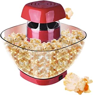 YDXYZ Popcorn Popper, 220V Snacks Popcorn Machine Small Large-capacity Machine Automatic Kitchen Appliance Popcorn Machine...