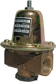 Bell & Gossett B7-12 Lead Free Pressure Reducing Valve, 3/4