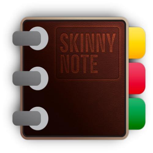 SkinnyNote Notepad Notes