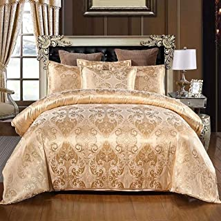 TRSX Ensemble de Couette - Double Maison Literie Ensemble 240x220 Quilts pour Double Home Textile Tillowcases de Prestige ...