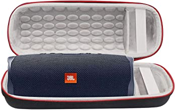 Asafez Hard Case Compatible with JBL Charge 4 Portable Waterproof Wireless Bluetooth Speaker