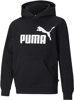 PUMHB|#Puma Ess Big Logo Hoodie FL B, Felpa Bambino