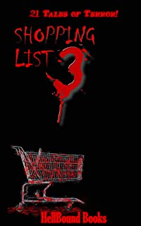 Shopping List 3: 21 Tales of Terror!