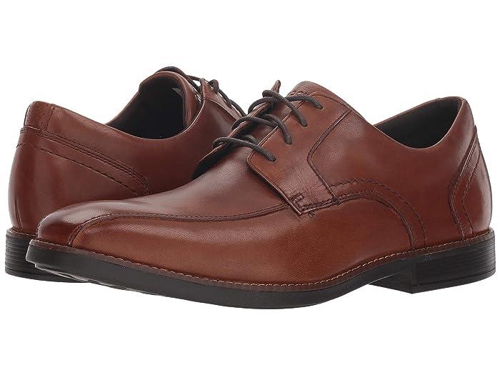 Rockport  Slayter Bike Toe (Cognac) Mens Shoes