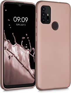 kwmobile telefoonhoesje compatibel met Motorola Moto G30 / Moto G20 / Moto G10 - Hoesje voor smartphone - Back cover in me...