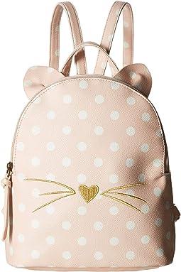 Polka Dot Dome Backpack
