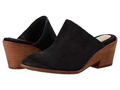Sofft Samarie (Black Oiled Cow Suede) Women