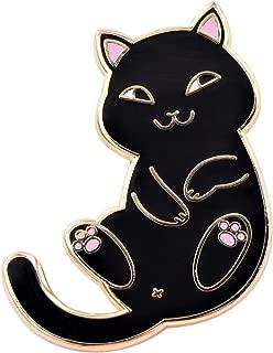cat butt pin