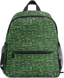 Funny Chemistry mochila para niños de escuela media, mochila para el aire última intervensión, mochila para niños preescolar
