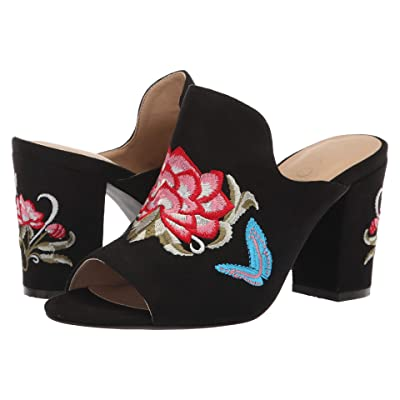 Matisse Coconuts by Matisse-Frill Mule (Black) Women