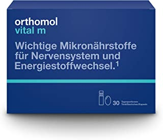 Orthomol Vital M Botellita/Cápsulas - 30 St.