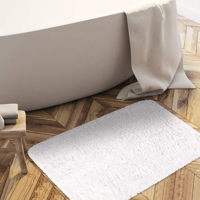 Non Topics on TV Mesa Mall Slip Bath Mat for Shower Soft 32