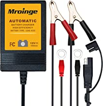 Mroinge MBC010 Automotive Trickle Battery Charger Maintainer 12V 1A Smart Automatic..