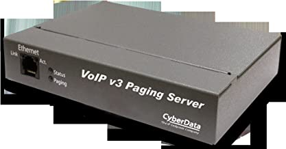 CyberData 011146 VoIP/SIP Paging Server with Bell Scheduler