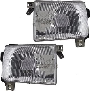 2000 nissan xterra headlight assembly