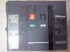 Square D NW16H1 1600A MasterPact LV Circuit Breaker 1600 Amp Trip NW 16 H1 by Schneider Electric, Micrologic 6.0A