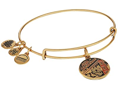Alex and Ani Places We Love San Francisco Bangle (Rafaelian Gold) Bracelet