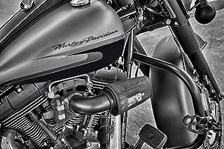 Harley Davidson Gift, Harley Davidson Wall Art, Motorcycle Gift For Men, Garage Decor, Man Gift, Man Cave Decor