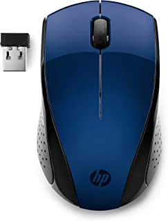 HP Wireless Mouse 220 (Lumiere Blue)