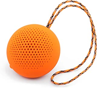BoomPods Rokpod Bluetooth Outdoor Portable Speaker - Orange - ROKORA