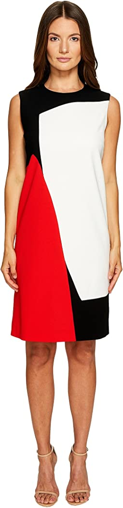 Danissas Color Block Dress