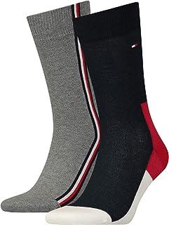 Tommy Hilfiger Men's Calf Socks (Pack of 2)