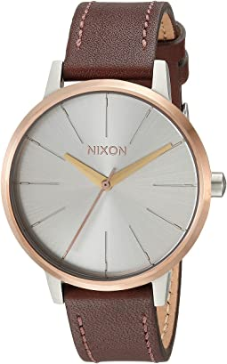 Nixon The Kensington Leather X The Tri-Blend Collection