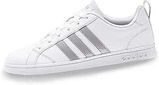 Adidas VS ADVANTAGE, Women's Tennis Shoes, White (Ftwr White/Ftwr White/Grey Two F17), 5 UK (38 EU)