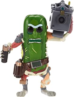 Funko pop Animation Rick & Morty - Pickle Rick with Laser Collectible Figure (Multi Color 27862)