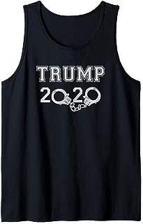Trump 2020 Handcuffs Tank Top