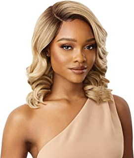 Outre HD Swiss Lace Front Wig - DAVITA (DR2/CINAMMON WINE)