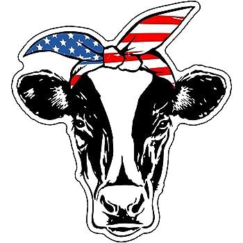 WitnyStore i Love My Cows Sticker Decal Vinyl Bumper Farming Farm D/ÉCOR CAR Truck Locker Window Wall Notebook