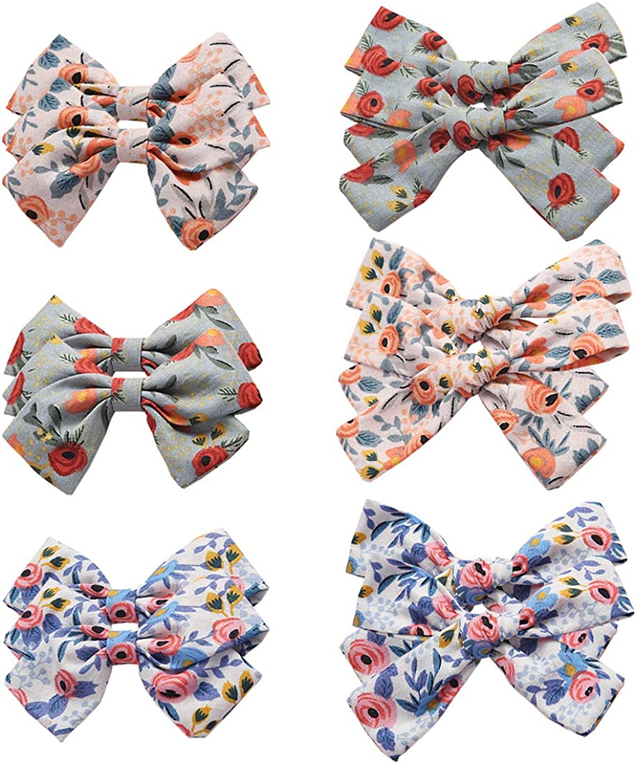 Baby Girls Hair Bow Clips Toddler Alligator Barrettes Bows New products world's Max 55% OFF highest quality popular Clip