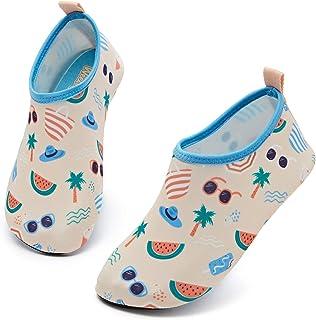 Weestep Toddler//Little Kids Quick Dry Lightweight Aqua Shoe