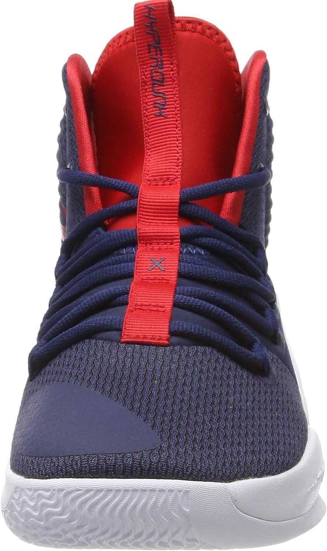 NIKE Hyperdunk X Zapatos de Baloncesto Unisex Adulto