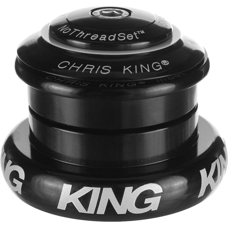 クリスキング(Chris King) インセット7 ヘッドパーツ FB0058 ブラック 1-1/8>1.5Inset/Ext 44mm