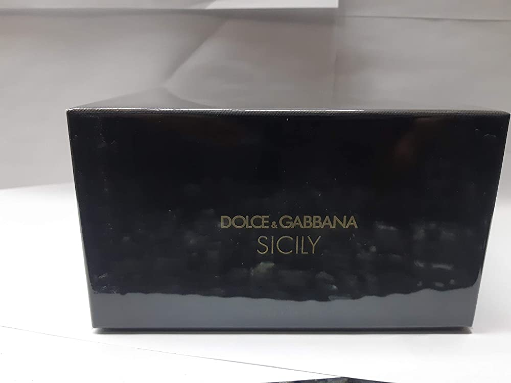 Dolce&gabbana sicily eau de parfum 50 ml DNGPFW181