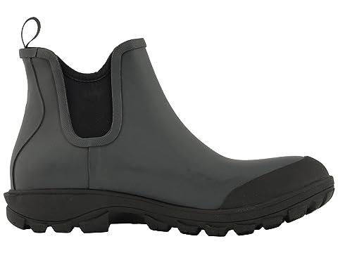 Sauvie BrownDark Bogs On GrayDark BlackDark Green Slip Boot fdqad