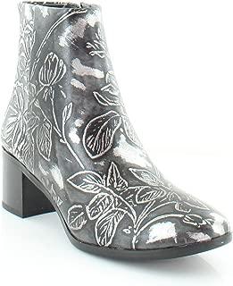 Patricia Nash Marcella Women's Boots Black/Pewter Size 8.5 M
