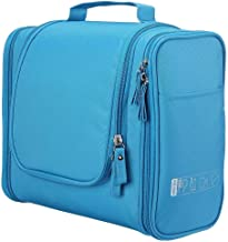 House of Quirk Toiletry Bag - Light Blue