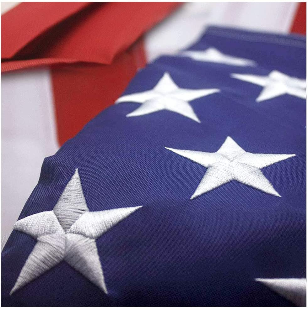VSVO American Flag 3x5 Sales Bombing free shipping results No. 1 ft - Flags Heavyweight Outdoor US Indoor