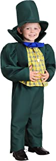 Kids Munchkin Mayor Costume X-Large Green