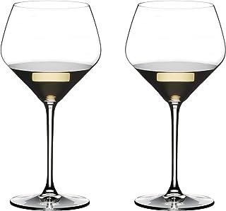 [正規品] RIEDEL リーデル 白ワイン グラス ペアセット エクストリーム オークド・シャルドネ 670ml 4441/97