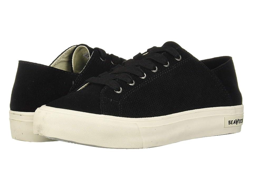 SeaVees Sausalito Sneaker (Black) Women